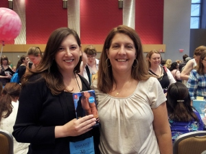 With Michele at RWA 2013