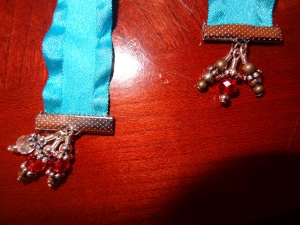 The beautiful beadwork