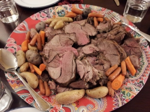 The Roasted Lamb