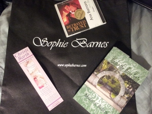 Swag From Some Lovely Authors